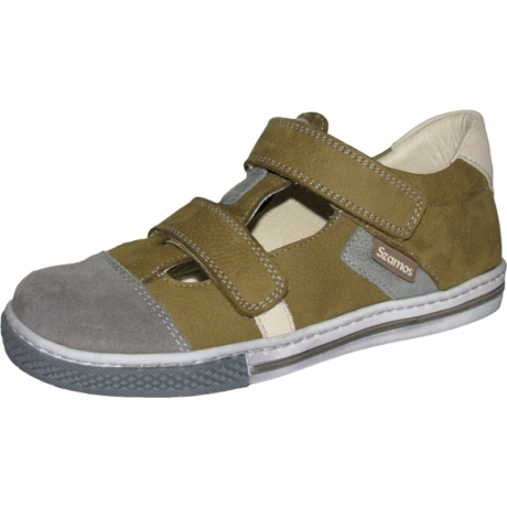 Szamos Formatalpas Nyitott cipő(3183-308743-33)