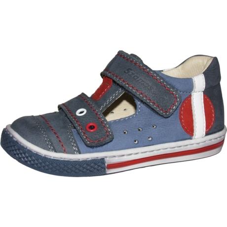 Szamos Formatalpas Nyitott cipő(3203-106853-35)